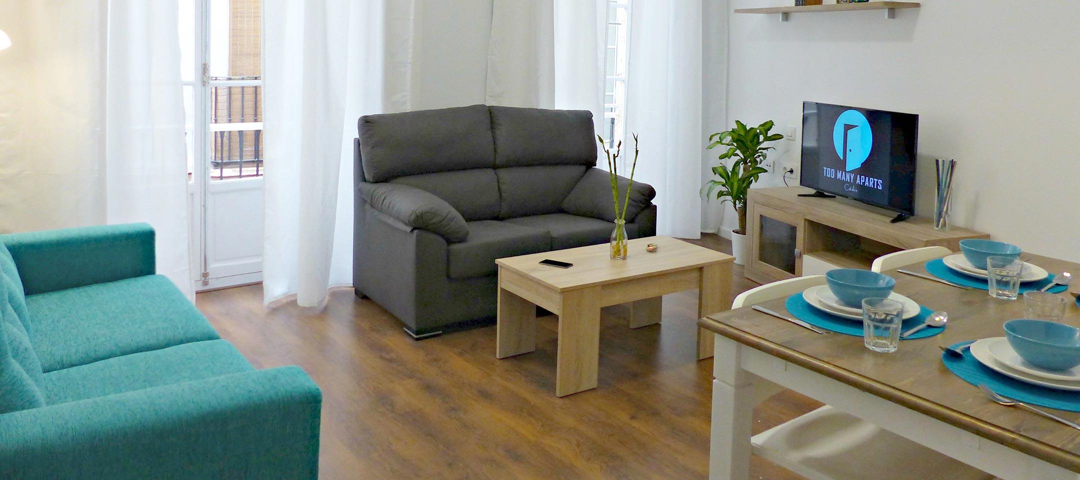 Apartamentos Cadiz
