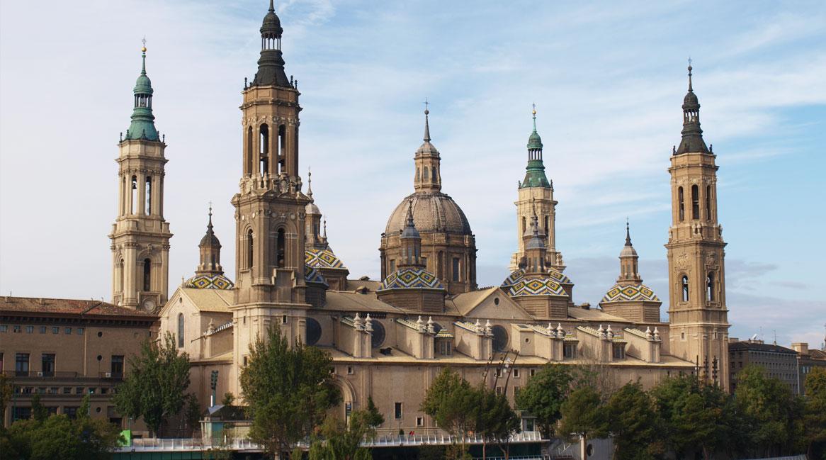 Basilica Nuestra Senora del Pilar